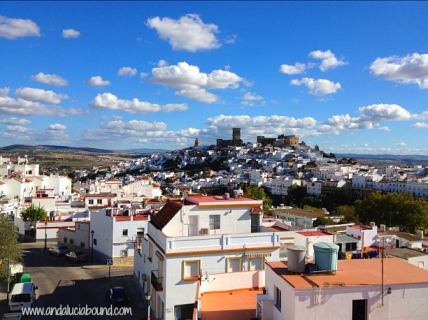 Arcos Clouds Andalucia Bound