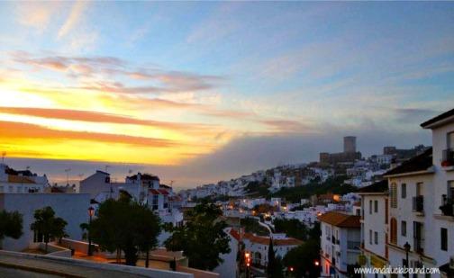 Arcos Sunrise