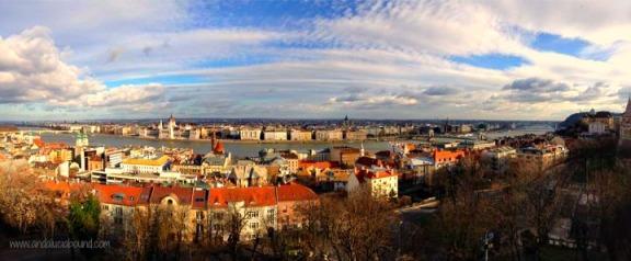 Budapest Panorama Andalucia Bound