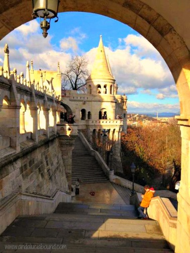 Fishermans Bastion Tower