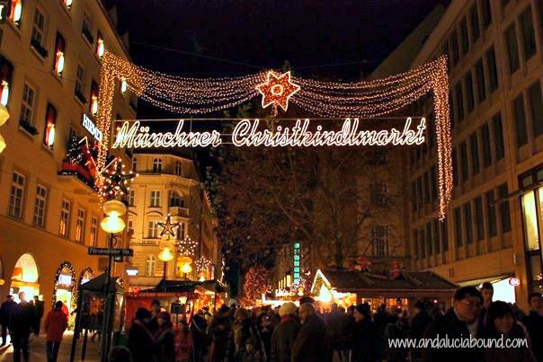 Munich Christmas Market Andalucia Bound