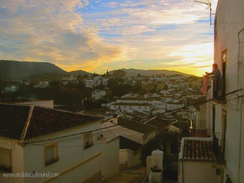 Ronda Sunset- Andalucía Bound