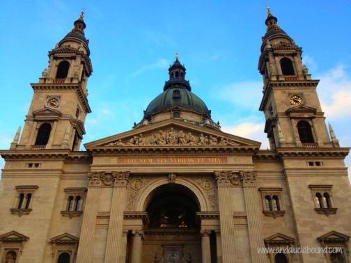 St. Stephens Basilica Andalucia Bound