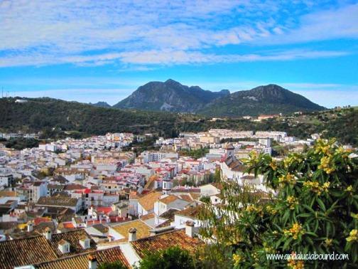 Ubrique-Andalucía Bound