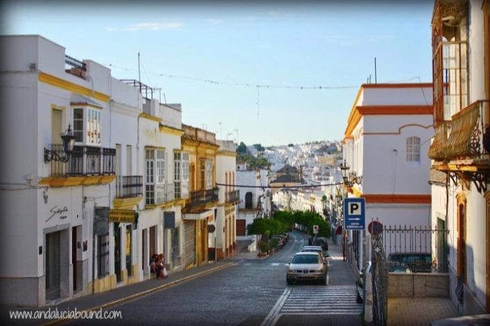 Arcos Empty Siesta- Andalucia Bound