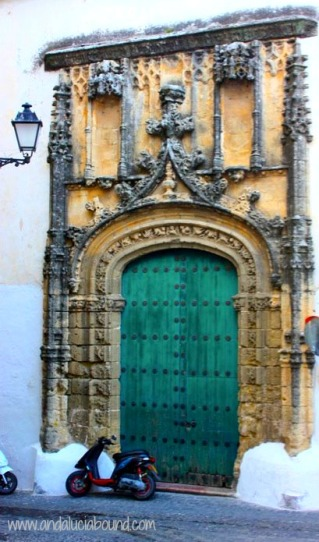 Arcos Green Door- Andalucia Bound