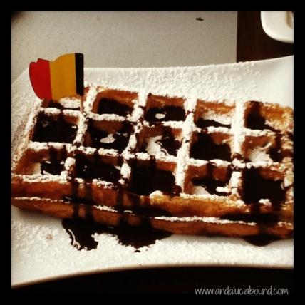 Gent Belgian Waffle- Andalucia Bound