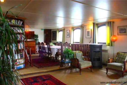 Gent, Belgium  Bon Vivant Living Room- Andalucia Bound