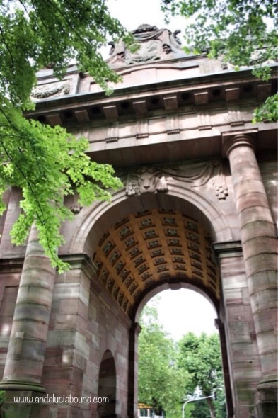 Heidelberg Arch- Andalucía Bound