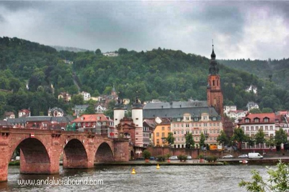 Heidelberg Bridge and Center- Andalucía Bound