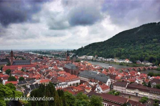 Heidelberg City Center- Andalucía Bound