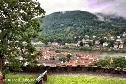 Heidelberg Landscape Cannon- Andalucía Bound