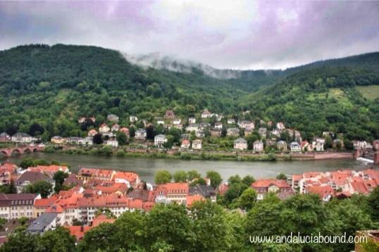 Heidelberg Landscape Valley- Andalucía Bound