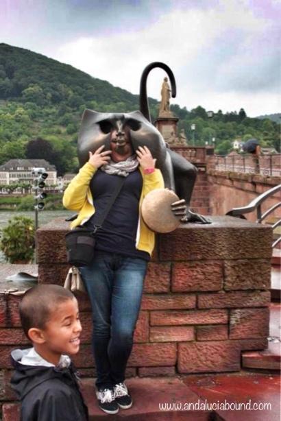 Heidelberg Monkey Mask- Andalucía Bound