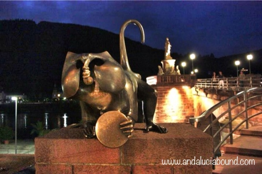 Heidelberg Monkey- Andalucía Bound