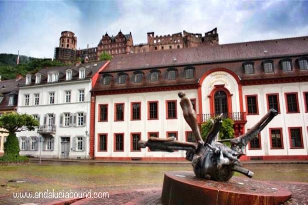 Heidelberg Statue- Andalucía Bound