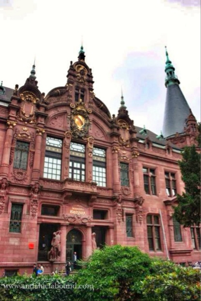Heidelberg Uni Library- Andalucía Bound