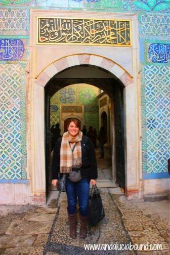 Me Topkapi Palace