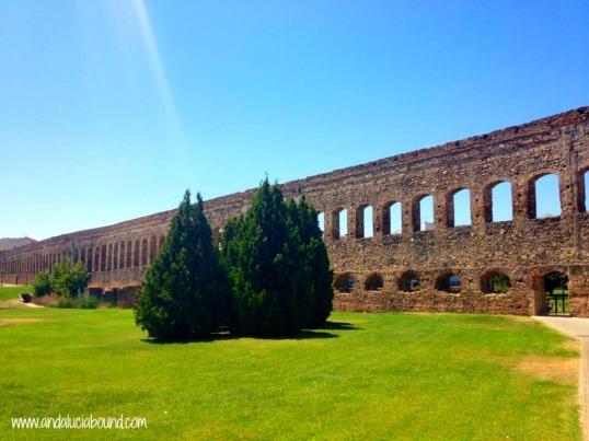 Merida Aqueducto Milagros- Andalucia Bound