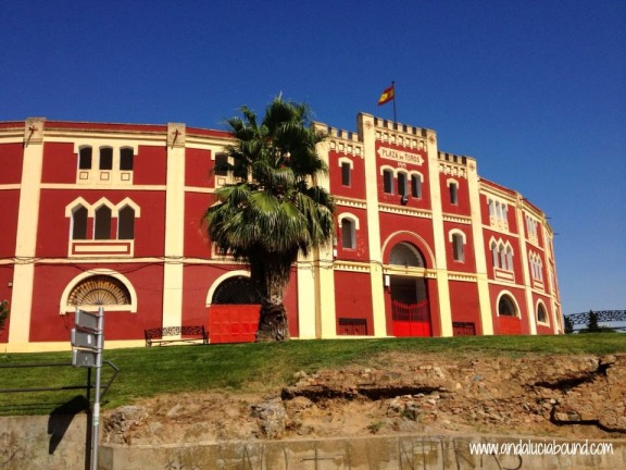 Merida Plaza Toros- Andalucia Bound
