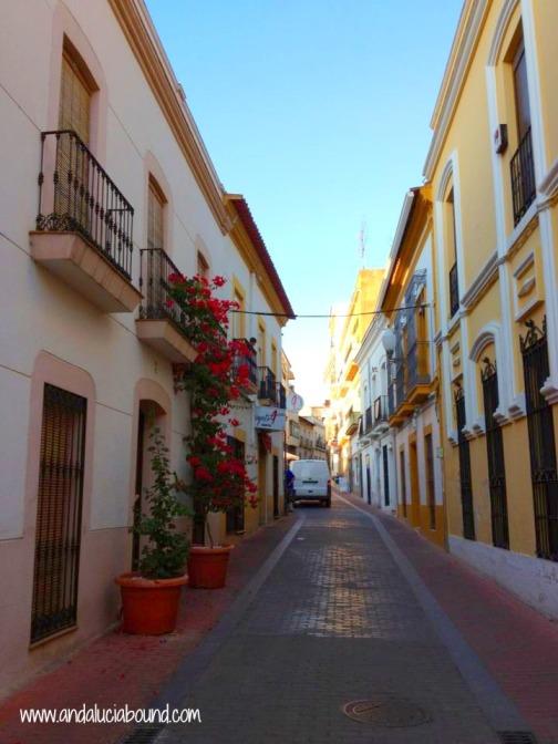Merida Streets- Andalucia Bound