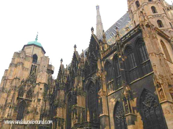 Vienna St Stephans Cathedral Outside- Andalucia Bound