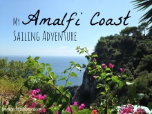 Amalfi Coast Sailing Adventure